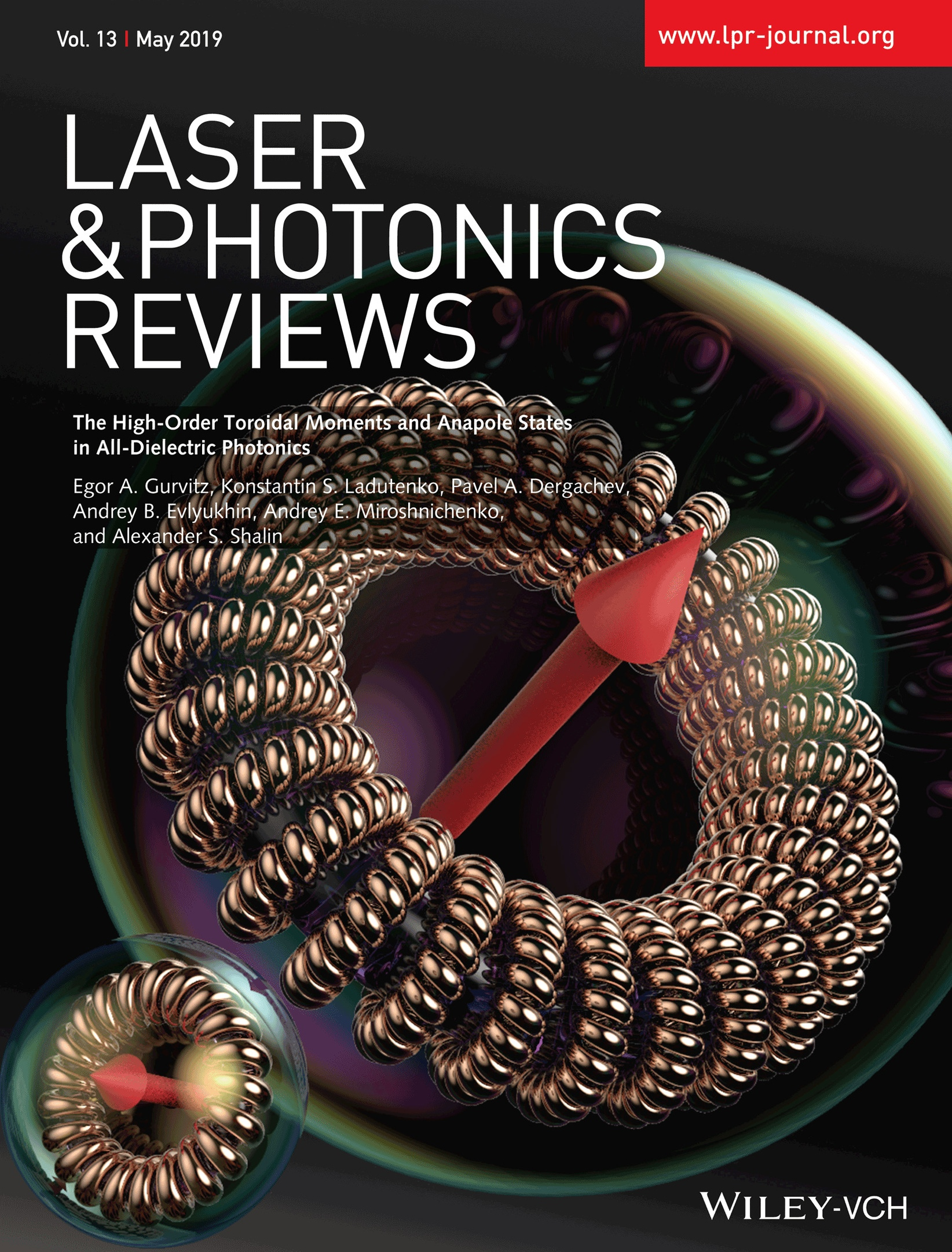 Laser and Photonics Reviews