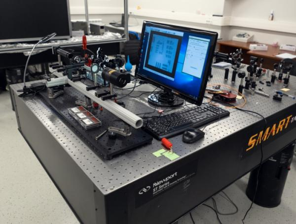 New Equipment at ITMO University's Department of Physics and Engineering