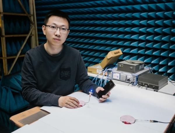 ITMO Scientist Mingzhao Song: Each Time My Phone Runs out of Battery, I Realize That I Have to Work Harder